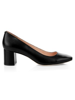 sale retailer 5c0e6 1f73e Peter Kaiser Binella Mid Block Heel Bow Court Shoes