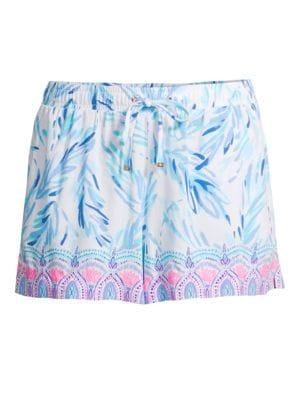 Katia Regular-Fit Floral Resort Shorts