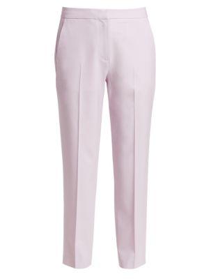 Poppy Straight-Leg Trousers
