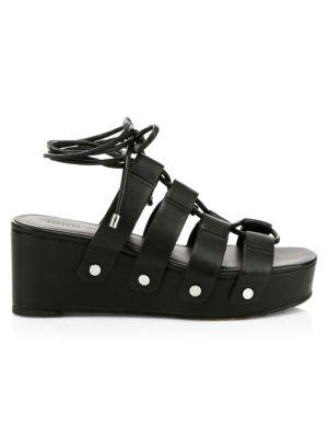 Iven Gladiator Platform Wedge Sandals