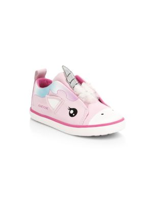 Baby Girl's Kilwi Unicorn Slip-On Runners
