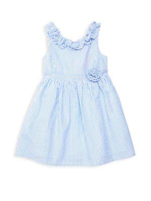 Little Girl's & Girl's Georgina Sleeveless A-Line Dress