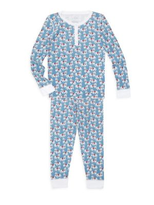 Little Kid's & Kid's 2-Piece Tagada Pajama Set