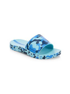 Little Kid's Camo Pool Slides