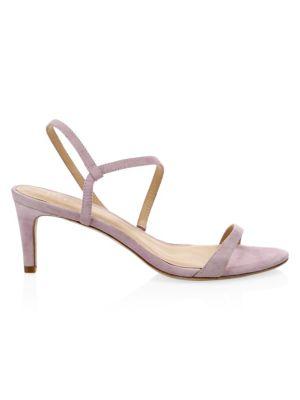 Madi Suede Slingback Sandals