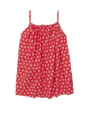 Girl's Beachie Cherry Dress