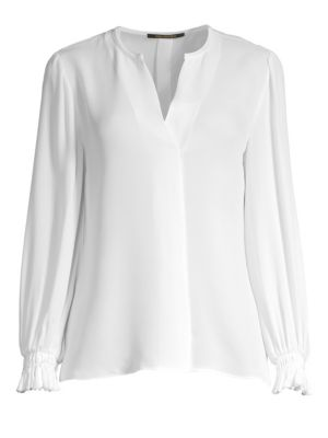 Miley Silk Blouse