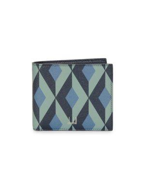 Cadogan Leather Billfoard Wallet