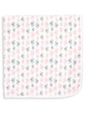 Printed Pima Cotton Receiving Blanket