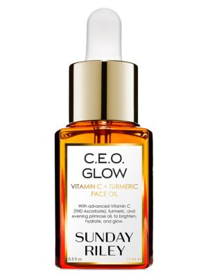CEO Glow Vitamin C + Turmeric Face Oil