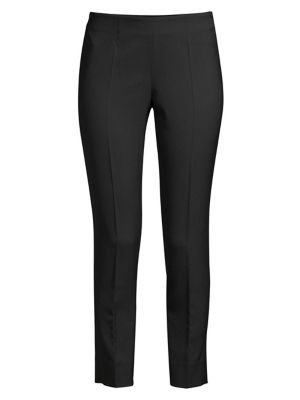 Emanuela Stretch Wool Trousers