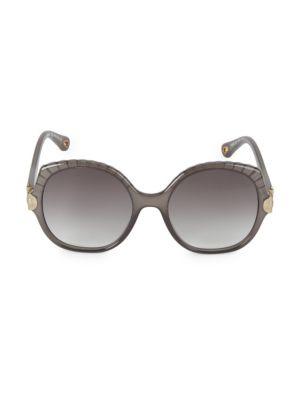 Vera 56MM Square Sunglasses