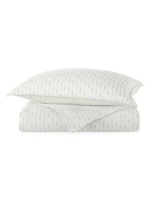 La Jolla Reversible Cotton Duvet Cover