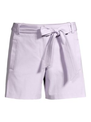 Bayshore Drive Belted Shorts