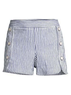 Striped Optic Shorts