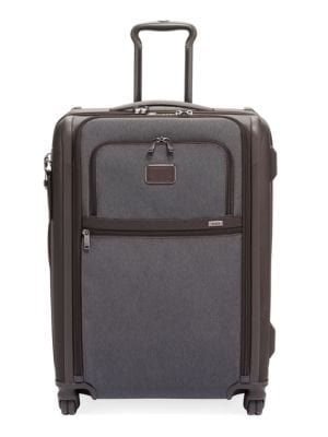 Alpha Expansion 4-Wheel Suitcase