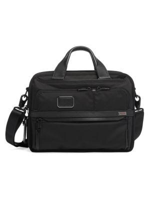Alpha Expandable Laptop Briefcase