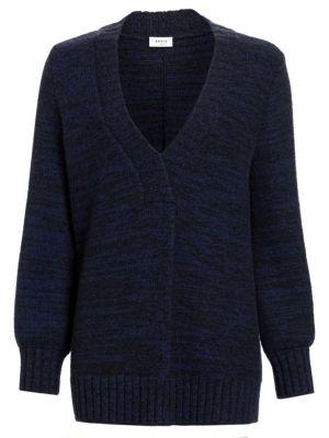 Oversize V-Neck Pullover