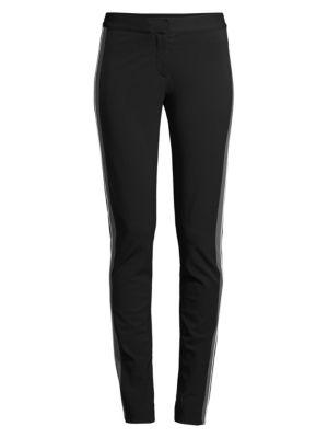 Hanne Slim-Fit Tuxedo Stripe Leggings