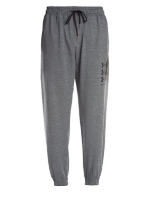 Palm Angels x Under Armour Loose Jogging Pants