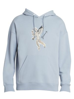 GIVENCHY | Icarus Graphic Hoodie | Goxip