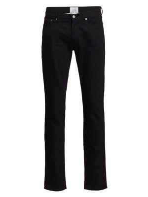 Skinny-Fit Denim Trousers