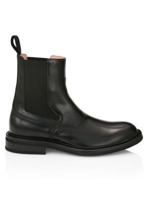 Varenne Leather Chelsea Boots