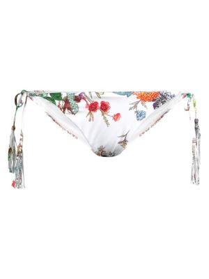 PILYQ | Floral Bikini Bottom | Goxip