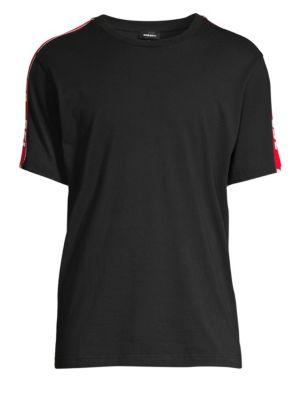 Just Race Logo Tape T-Shirt
