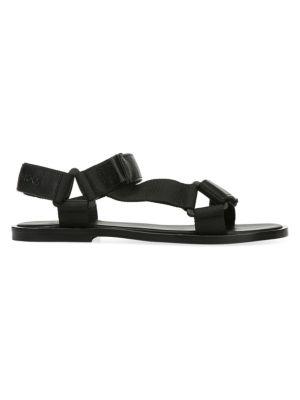 Parks Leather Sandals