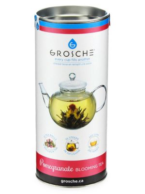 Blooming Tea Pomegranate 12-Pack Variety Set