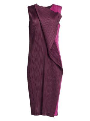 Hidden Colors Sleeveless Dress