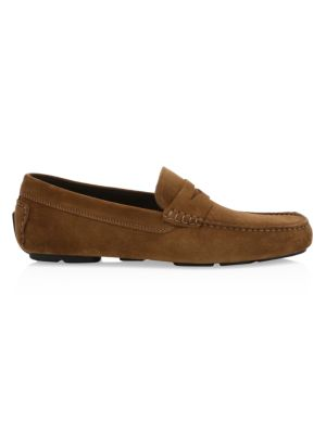 Mitchum Leather Driving Loafers