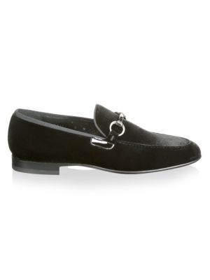 COLLECTION Velvet Loafers