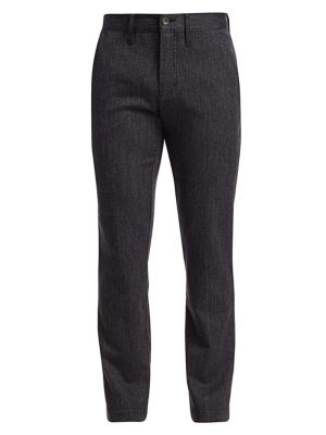 COLLECTION Hybrid Stretch Straight-Leg Jeans