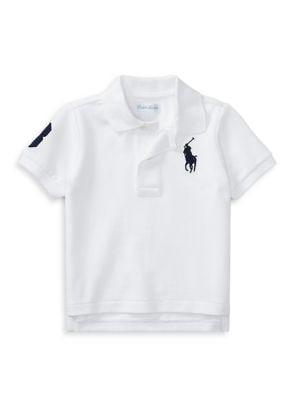 Baby Boy's Knit Polo