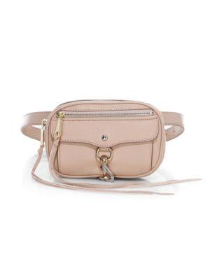 Blythe Leather Belt Bag