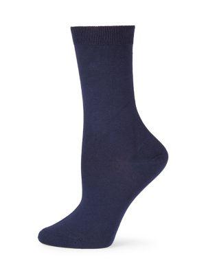 Gentle Combed Cotton Socks