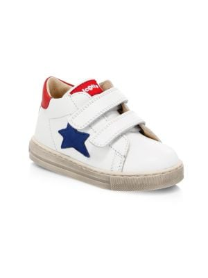 Baby's & Little Kid's Falcotto Sasha Leather High-Top Sneakers
