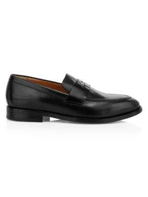 Kneeland Leather Penny Loafers