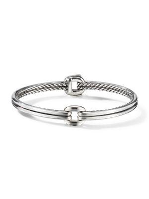 Thoroughbred Center Link Bracelet