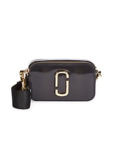 Marc Jacobs The Snapshot Jelly PVC Camera Bag