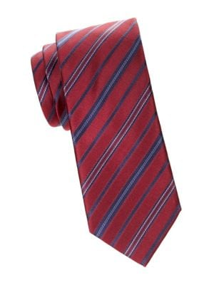Silk Striped Tie