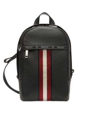 High Point Leather Sling Backpack
