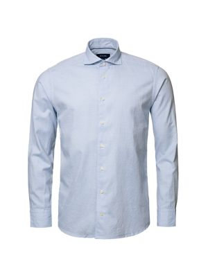 Contemporary-Fit Solid Soft Shirt