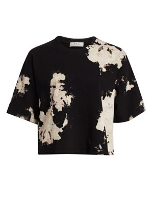 Ione Tie-Dyed Boxy Tee