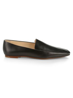 Minimal Leather Loafers
