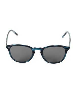 Forman 51MM Square Sunglasses