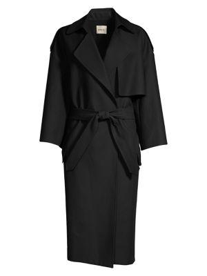 Mattias Cotton Trench Coat