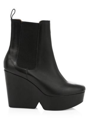 Beatrice 2 Leather Wedge Boots
